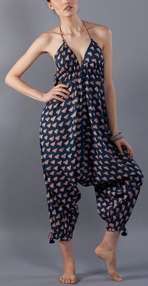 harem jumpsuit pattern - Google Search