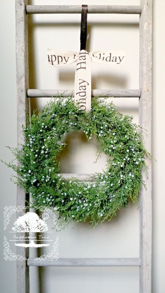 how to add artificial tree to front entrance