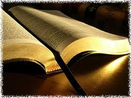 The Bible. Couldn't do life without it.