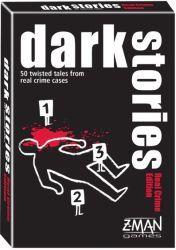 Dark Stories: Real Crime Editions társasjáték - Szellemlovas társasjáték webshop