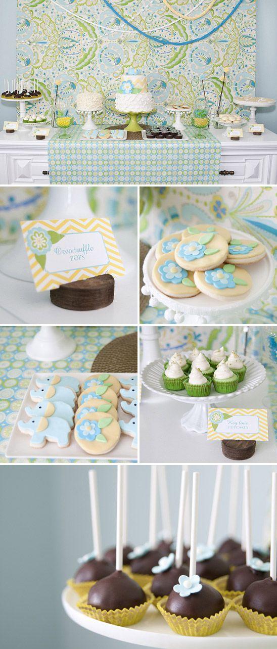 biscuits anniversaire bébé