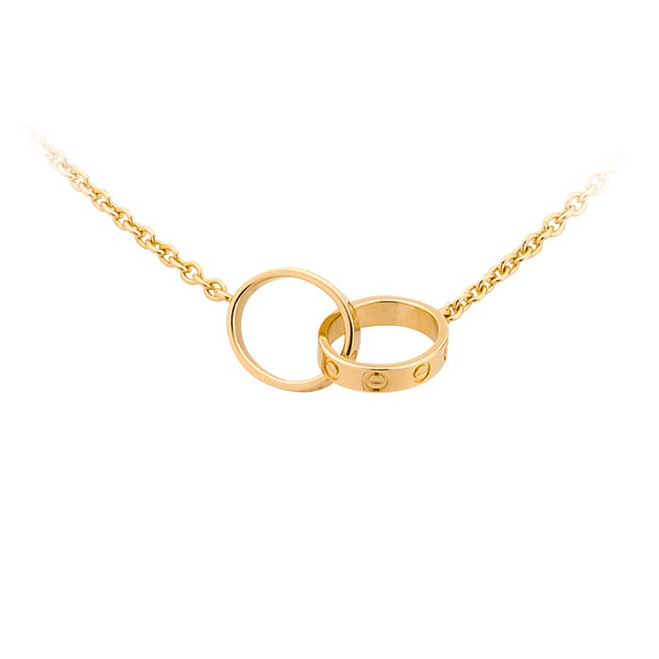 Cartier LOVE NECKLACE - Yellow gold