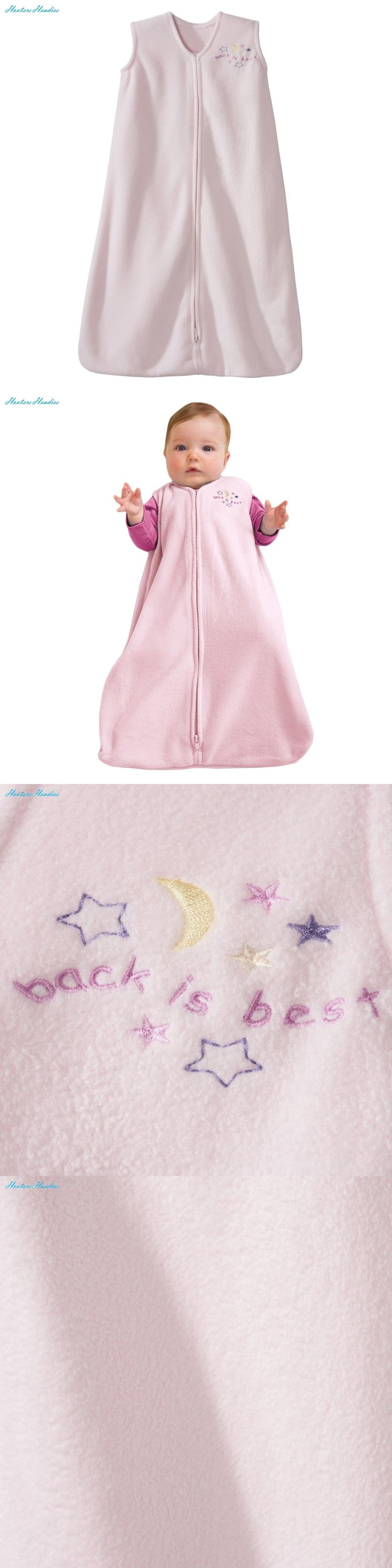 Sleeping Bags and Sleepsacks 100989: Halo Sleepsack Micro-Fleece Wearable Blanket, Soft Pink, Medium -> BUY IT NOW ONLY: $38.05 on eBay!