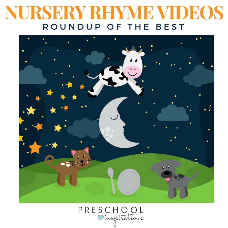 One of the biggest keys to helping children learn the foundations of literacy is nursery rhymes. Nursery rhymes are proven to help with reading and speaking