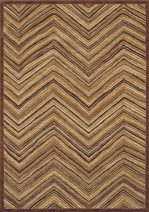 Tommy Bahama Home Area Rug In Style Aboriginal Lines