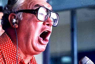 i believe i might have to make harry caray glasses for the little ones.