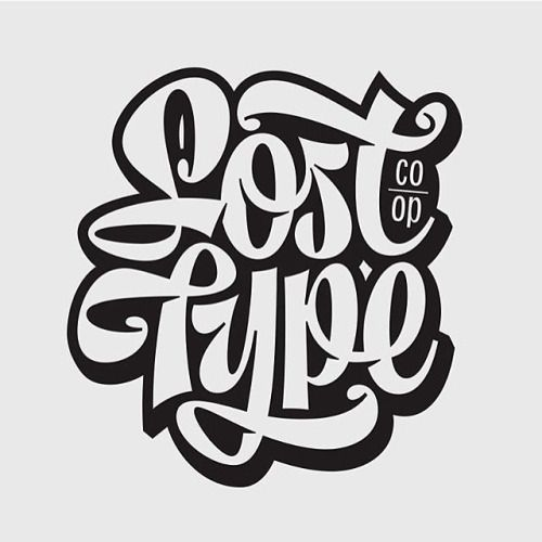 Typeverything.com - Lost Type by @melvastype.