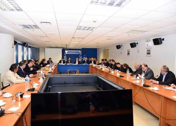 Η Sky Express στην Επιτροπή του ΥΝΑΝΠ για το συντονισμό των αεροπορικών και ακτοπλοϊκών συγκοινωνιών προς τα νησιά