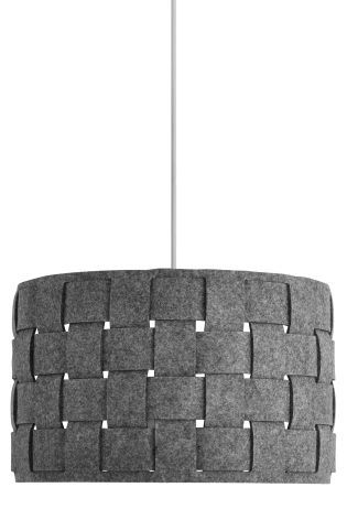Buy Grey Felt Weave East Fit Shade from the Next UK online shop