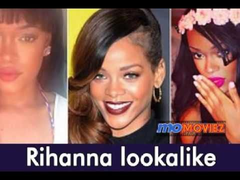 Meet The 22-Year-Old  Doppleganger Of Rihanna