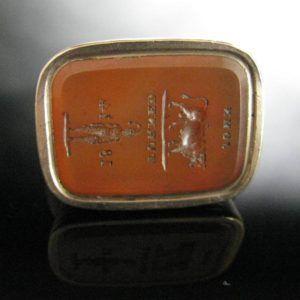 #John #Turner #1814 #Antique #Seal #Fob €550