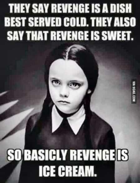 Bilderesultat for revenge meme