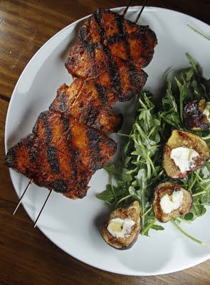 Memphis-Style Dry-Rub BBQ Tofu. - with a recipe fit homemade vegan  BBQ sauce #vegetarian