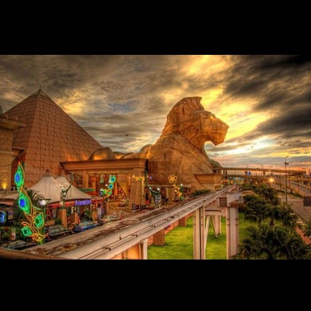 Sunway Pyramid in Petaling Jaya, Selangor