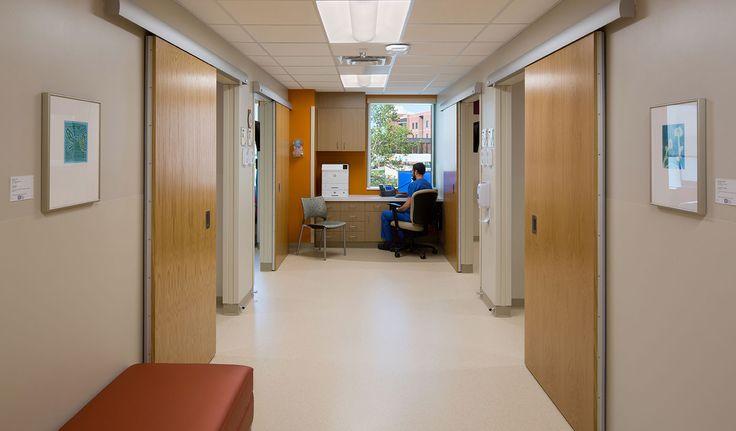 mansfield health center staff