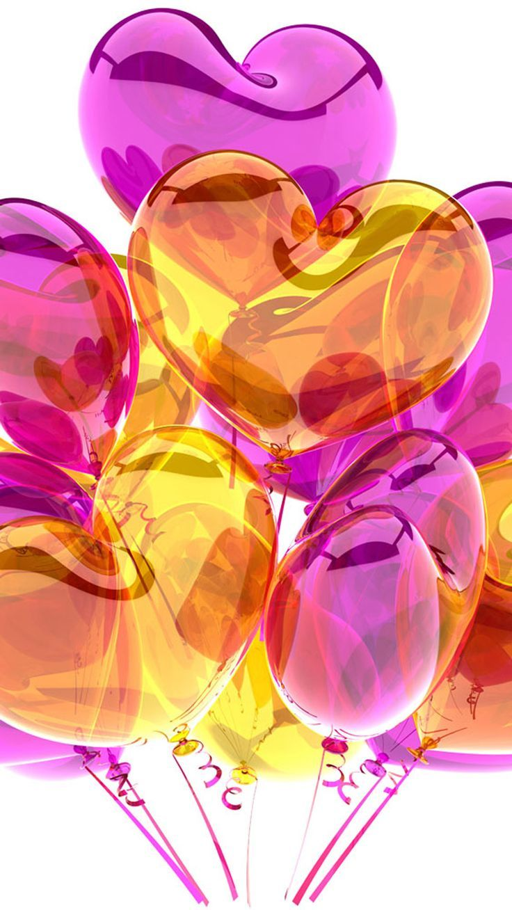 Colorful Balloons Hd Desktop Wallpaper Widescreen High