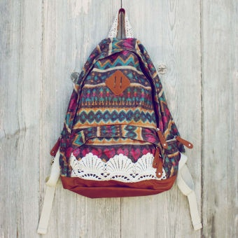 Laced Trails Backpack...Trail Backpacks, Fashion, Clothing, Lace Trail, Lace Backpacks, Sweets Country, Women Sweets, Bags, Country Accessories