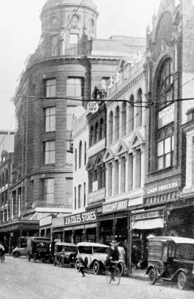 Chapel St South Yarra in the 1930s