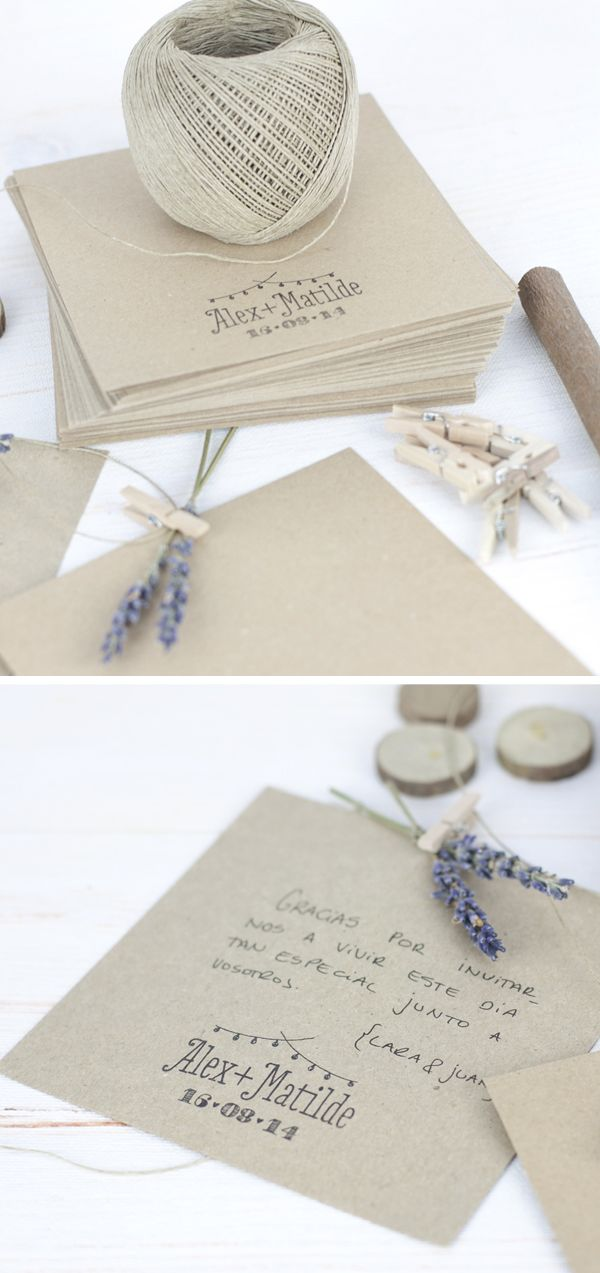 10 DIY para usar tu sello de bodas / Project Party Studio  PPStudio_DIY_uso-sello-bodas_07