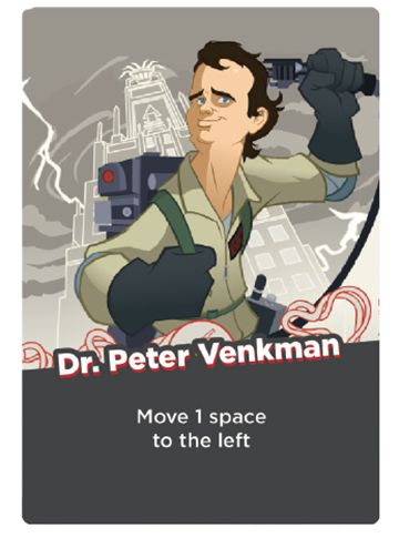 Why are they doing this? To raise $5,000 by next week. It seems they have a chance to create a new Ghostbusters game based on the mechanics on their Ink Monsters board game.