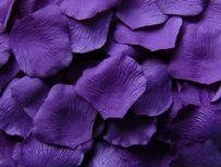 2000x Purple Silk Rose Petal More Color Available Centerpieces Table Tap Party Wedding Cake Runner Aisle