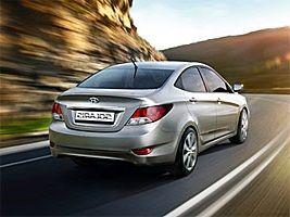 Представители компании анонсировали обновленную версию седана и хетчбека - новый Hyundai Solaris. Из характерных особенностей Hyundai Solaris отмечается