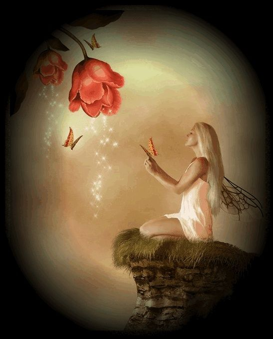 May you touch dragonflies & stars - dance with fairies & talk to the moon.