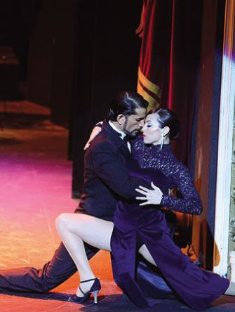 Tango shows and dinner shows available in Buenos Aires in classic venues such as Cafe de los Angelitos, Piazzolla Tango and Señor Tango.