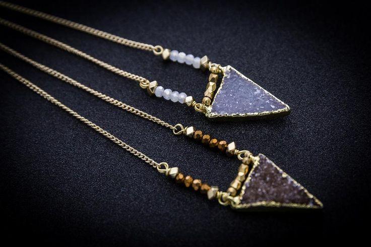 #druzy #druse #crystal #drusies #nakamol #newarrivals #merx #merxjewelry #merxjewellery @MerxInc #Merx_inc