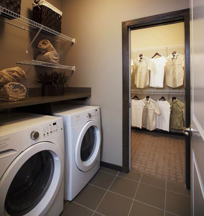 29 best images about dream house on pinterest furniture for Laundry room connected to master closet