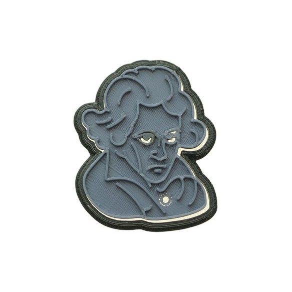 Cookie Cutter Museum「Ludwig van Beethoven」誰も居ない音楽室に飾られる、音楽に愛された人々の肖像。ベートーベン、彼も音...|ハンドメイド、手作り、手仕事品の通販・販売・購入ならCreema。