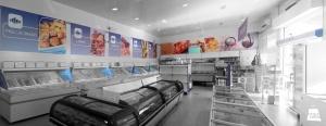 Nueva comunicación visual para tienda de alimentación