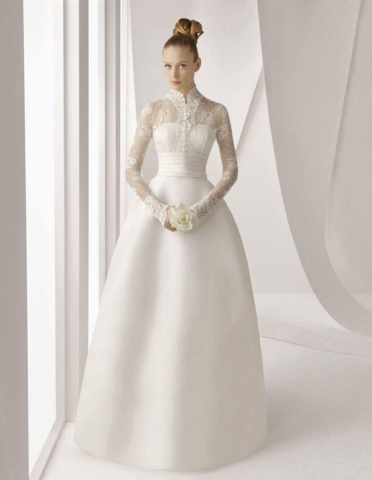 Hijab wedding dresses