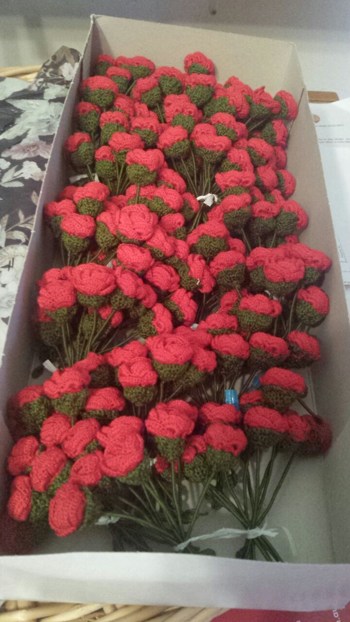 roselline per bomboniere, regalo per un'amica
