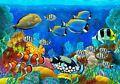 Aquarium Corals Fish Underwater 3D Fu...