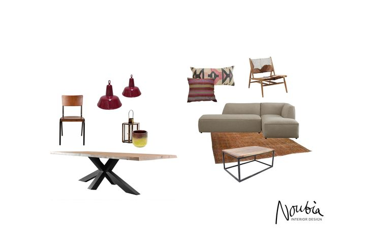 Product advise for a ski resort in Zillertal, Austria by www.noubia.com. #noubia_interieurontwerp