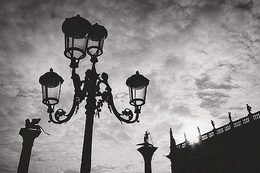 Alessandro Chiarini - View of Venice Italy 2