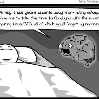 U ever feel like this?