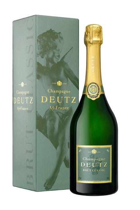Champagne Deutz: un grande classico francese - Arriva sul mercato italiano Champagne Deutz, una delle più importanti e antiche maison vinicole francesi.