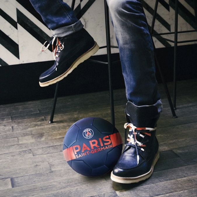 Paris Saint Germain by George Esquivel on Collaboration Generation – the latest and best in brand innovation