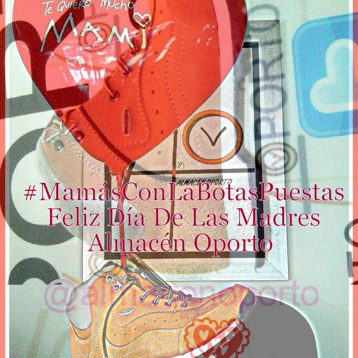 Eventos, Mamás con las botas puestas #DíaDeLaMadre @almacenoporto