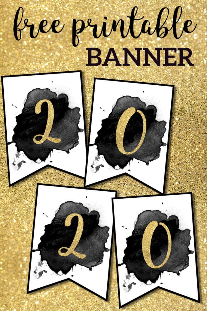 Free Printable Graduation Banner Free Printable Banner