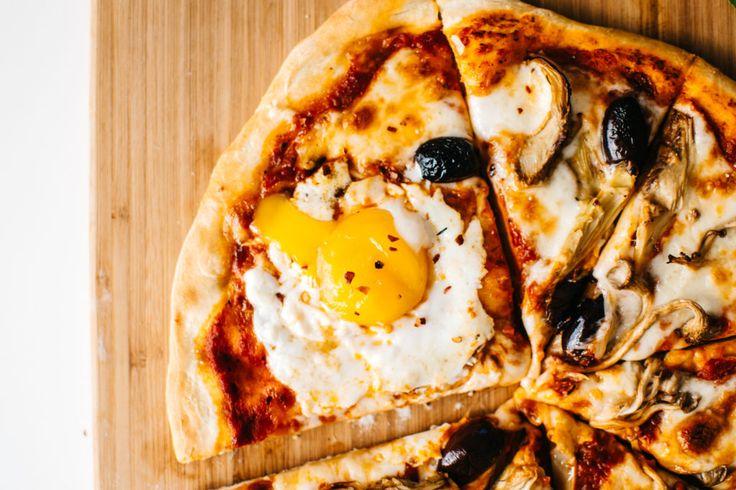 PIZZA CAPRICCIOSA & TASTING ROME.