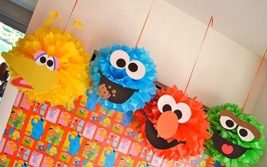 Ideias Simples de Decoração para Festas Infantis