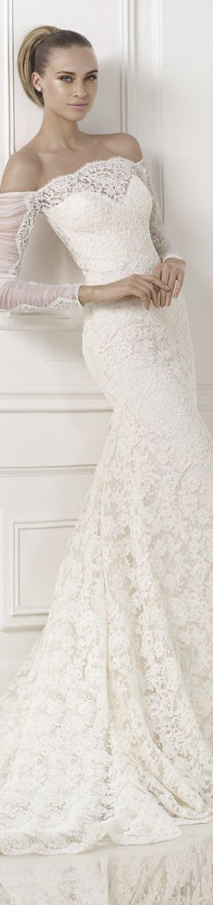 PRONOVIAS 2015 Fashion and Atelier Bridal Collection