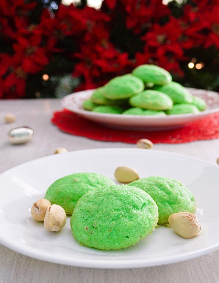 World's Best Pistachio Pudding Cookies | TheBestDessertRecipes.com