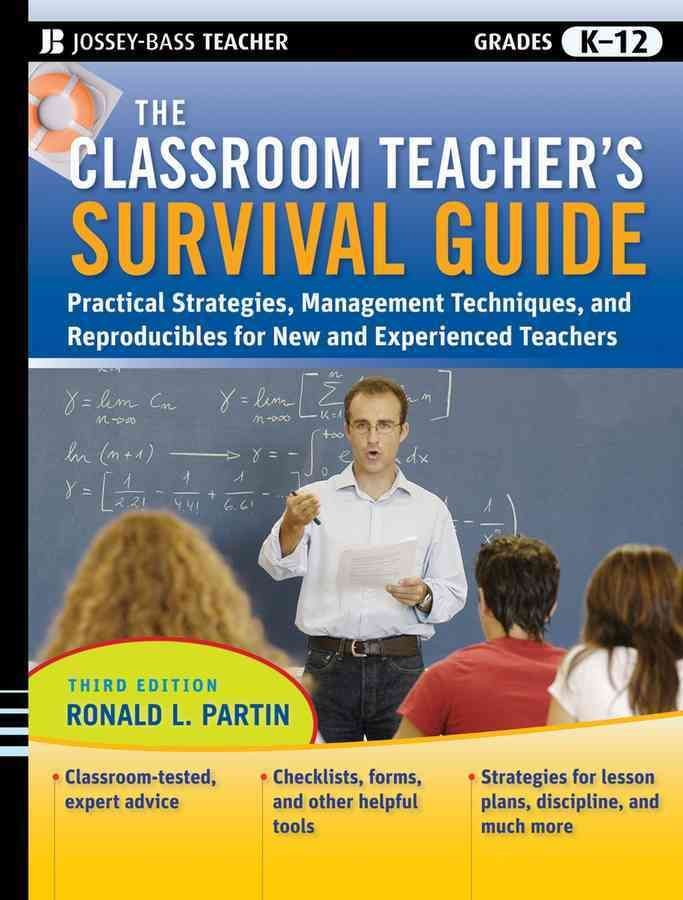 63 best teacher appreciation images on pinterest teacher the classroom teachers survival guide practical strategies management techniques and reproducibles for new and experienced teachers a book by ronald l fandeluxe Image collections