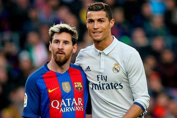 Higuain Sebut Ronaldo