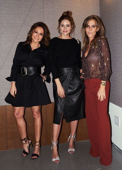 Olivia Palermo Celebrates the U.S. Launch of Ba&sh in NYC - December 2017 - Vogue
