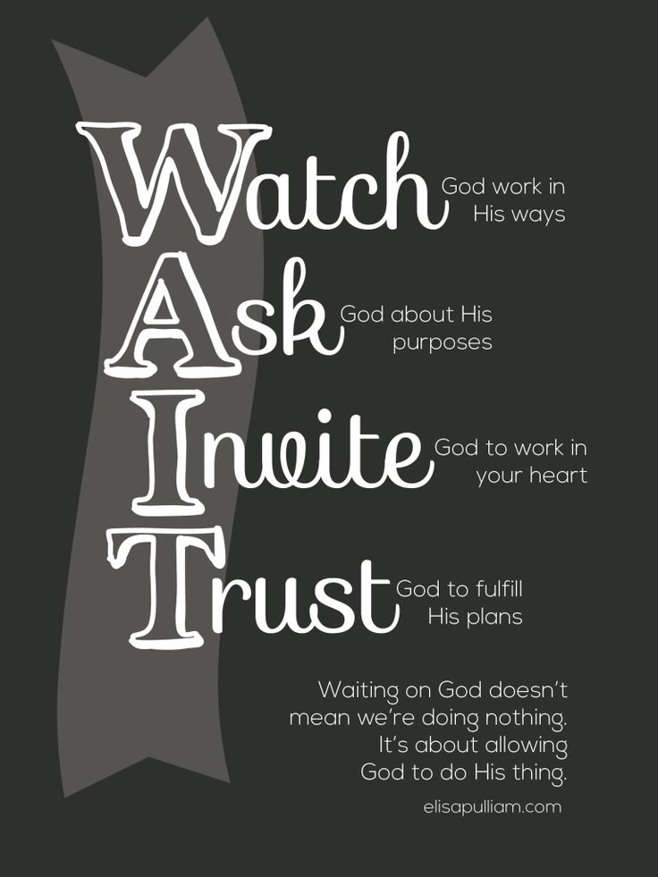 Trust In God Quotes Simple 68 Best Christian Acronyms Images On Pinterest  Jesus Christ . Inspiration Design